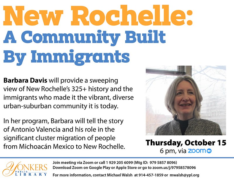 New Rochelle: A Community Built by Immigrants image