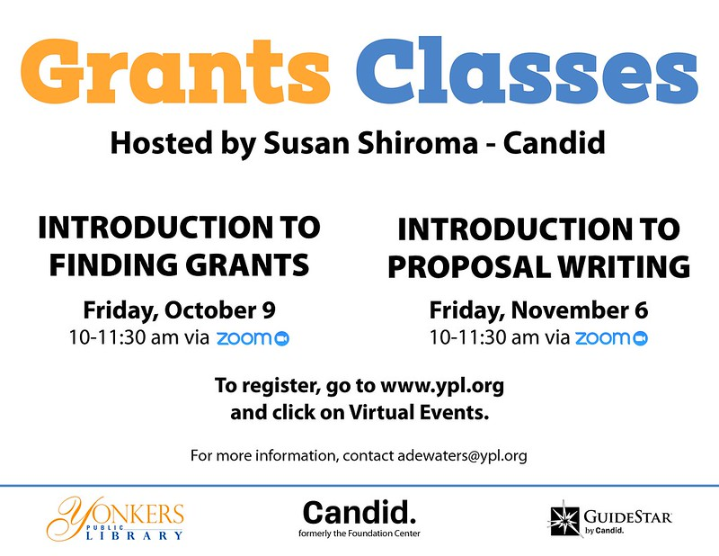 Introduction to Grants Class image
