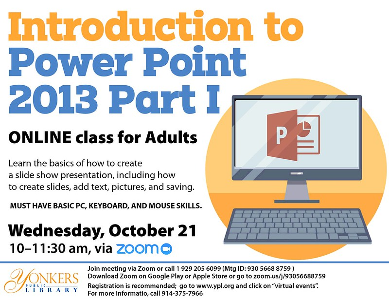 Introduction to PowerPoint 2013 Part I image