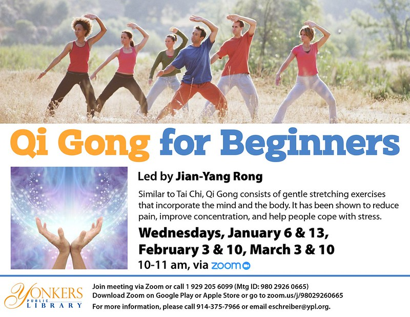 Qi Gong for Beginners image