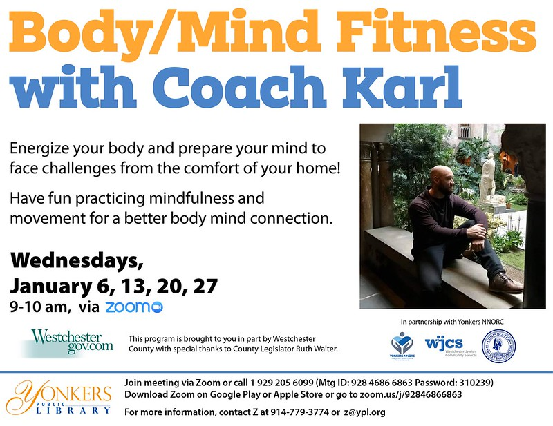 Body/Mind Fitness with Coach Karl image