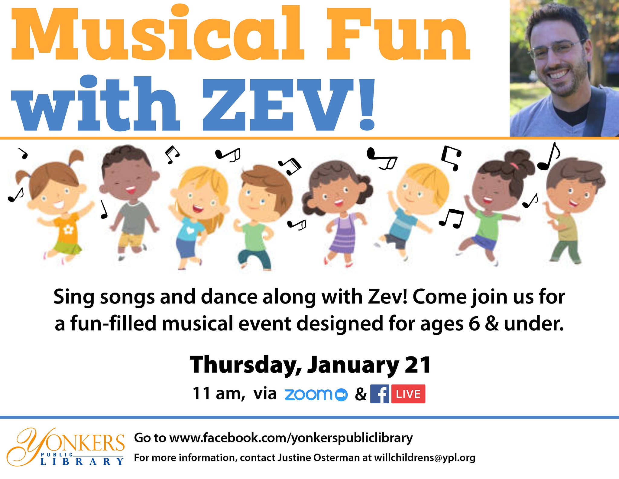Musical Fun with Zev! image