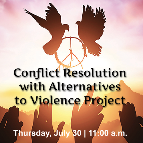 Conflict Resolution with Alternatives to Violence Project  image