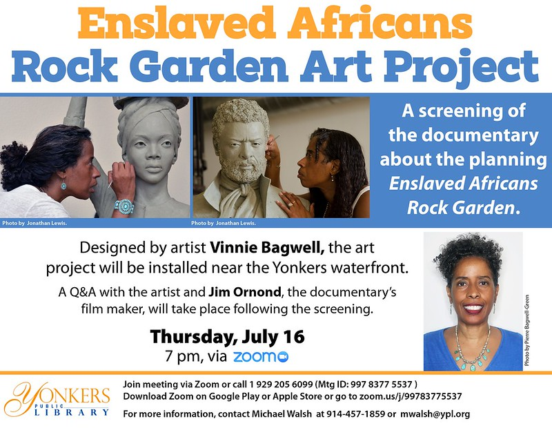 Enslaved Africans' Rain Garden Discussion image