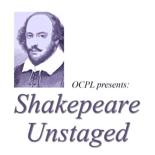 OCPL Presents: Shakespeare Unstaged image