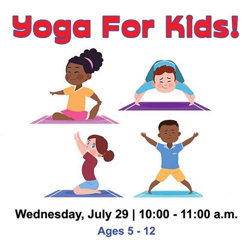Virtual Yoga for Kids image